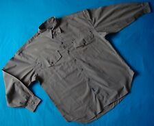 SHIRT man 90's VERSACE Jeans Couture TG.L veste circa L/XL made in Italy   Rare