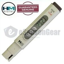 HM Digital TDS-4TM, 0-9990 ppm TDS  Water Quality Purity Meter Tester