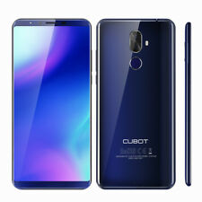 Cubot X18 Plus/X18 18:9 4G LTE Mobile Phone 64GB/32G Unlocked Android Smartphone