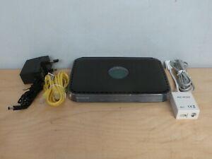 Netgear Rangemax DGND3300v2 N300 Dual Band ADSL2 WIFI Router inc VAT