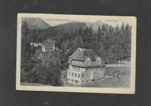 544- Bad Charlottenbrunn Pestalozziheim 1916gl.