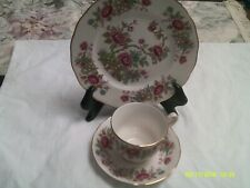 Queen Anne-3 pc set-Bone China-Pattern is Chinese Tree