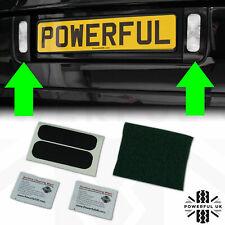Reverse light modification template vinyl sticker kit for Range Rover L322 Vogue