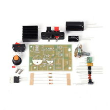 DC 5V-35V DIY Kit LM317 AC/DC Adapter Netzteil Power Supply Board Module Set
