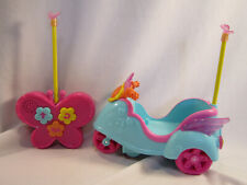2014 Hasbro My Little Pony Scootaloo Scooter Pink Butterfly Remote & RC Scooter