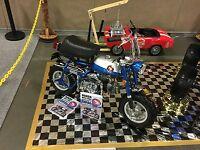W@W Honda Mini Trail book Enthusiasts guide Minitrail z50 vintage 50 z50R **'