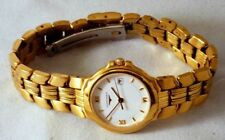 Longines Gold Plated Case Adult Watches