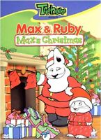 MAX AND RUBY - MAX'S CHRISTMAS NEW DVD
