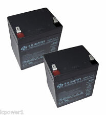 [B&D] [5140026-80] (2) Black and Decker SS925 Storm Station Replacement Battery