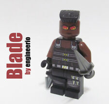 LEGO Custom --- Blade --- Marvel Super heroes minifigures