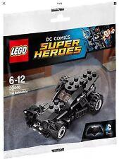 Lego DC Comics Super Heroes 30446 - Batmobile - New & Sealed Polybag