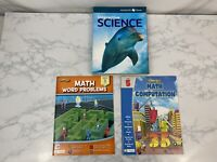 Grade 5 The Smart Alec Series Pearson Interactive Science Educational Book Lot H