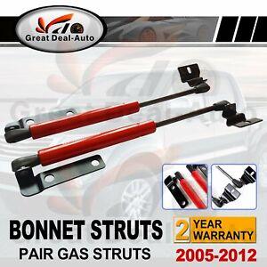 Front Hood Bonnet Gas Strut Damper Lift Kit for TOYOTA Hilux 2005-2012