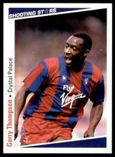 Merlin Shooting Stars 91/92 - Crystal Palace Thompson Garry No. 75