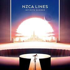 """Nzca Lines - Infinite Summer (NEW 12"""" VINYL LP)"""
