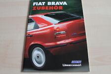 118324) Fiat Brava - Zubehör - Prospekt 11/1995