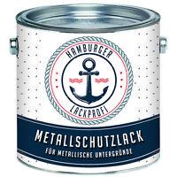 Metallschutzlack MATT Metallschutzfarbe Anthrazitgrau RAL 7016 Deckfarbe HLP