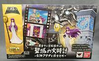 Saint Seiya D.D. Panoramation Goddess Athena (Kido Saori) Fire Clock & Soldiers