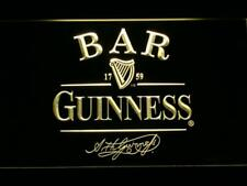 Guinness Beer Led Neon Light Sign Bar Club Pub Advertise Decor Sport Gift Night