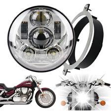 5.75 INCH HEADLIGHT MOUNTING BRACKET LED PROJECTOR FOR HONDA VTX 1300 VTX 1800