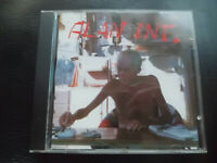 ALAN  INT.  -   SHROOMANIZED  ,  CD   1991 ,    ROCK  , METAL ,   INDUSTRIALS