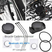 Ultra-light Wireless Bluetooth 4.0 ANT+Cycling Bike Bicycle Speed Cadence Sensor