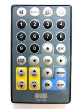AUGUST FREEVIEW DVB-T USB STICK REMOTE CONTROL for DVBT205