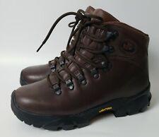 Merrell Summit II Dark Brown Hiking Boots Women's Size 7 Vibram Sole