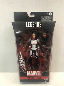marvel legends fan vote 2020 Marvel Silk Hasbro Pulse Exclusive