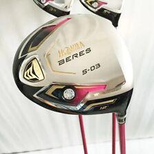 New listing New Womens Golf driver HONMA S-03 3 star driver clubs 12 loft Golf Clubs shaft