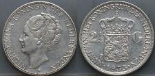 Nederland The Netherlands - 2 1/2 gulden 1933