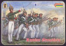 Strelets 1/72 guerre de Crimée russe GRENADIERS #039