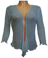 Jerséis y cárdigan de mujer de color principal azul de poliamida