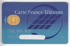 TELECARTE / PHONECARD .. CARTE FRANCE TELECOM SELECTION PRO PUCE BULL R° +N°
