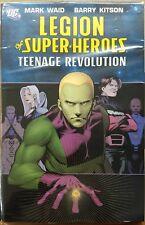 Legion of Super Heroes: Teenage Revolution TPB Graphic Novel VF 8.5+
