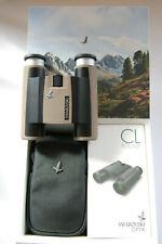 Fernglas Swarovski CL Pocket 8x25 Sandfarben Gelegenheit org. Box mit Papieren