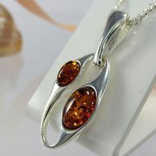 A350 rimorchio classico bella 925 argento gioielli baltici succinico Amber