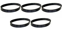 (5) Stretch Belts for HOOVER Windtunnel UH70210, UH70105 Rewind T Series