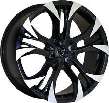 """20"""" VW T5 T6 ALLOY WHEELS & TYRES VW ALLOYS / TYRES WOLFRACE ASSASSIN GT2"""