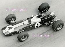 Jim Clark Lotus 33 Monaco Grand Prix 1966 Photograph 2