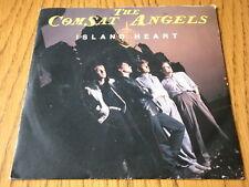 "THE COMSAT ANGELS - ISLAND HEART  7"" VINYL PS"