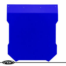 Polaris IQ / IQR / RMK 2005+ Snow Flap,  SNOWMOBILE SNOWFLAP Plain BLUE