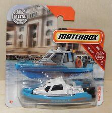 Boote & Schiffe Auto- & Verkehrsmodelle Matchbox Gator Raider Propeller-boot Florida Sumpf Rettung Mbx Heroic Rescue Neu
