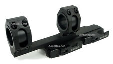 SNIPER Chooes New (Black) LT Style Tactical QD Mount Fits 25mm/30mm bodies Scope
