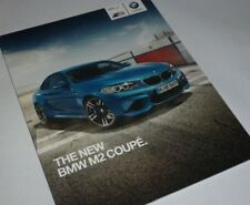 BMW M2 Coupe Brochure (2015)