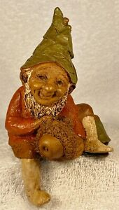 CALEB-R 1980~Tom Clark Gnome~Cairn Studio Item #129~Edition #20~Story Included