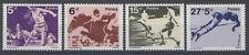 """7) Polen """"Olympische Spiele Moskau 1980 """" Mi.Nr: 2862 - 65**.(5325)"""