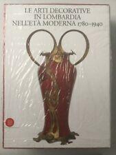 Arti Decorative In Lombardia nell'Età Moderna 1480 1780 1940 Skira Teraroli