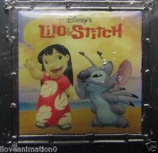 Disney Catalog Lilo & Stitch DVD VHS Pre Order Pin
