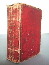 1797  - The Book of Common Prayer - Leather HB